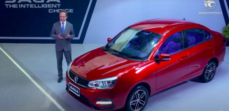 Proton Saga and X70 get CKD pricing in Pakistan – up to RM2.6k cheaper than before thanks to tax breaks – paultan.org
