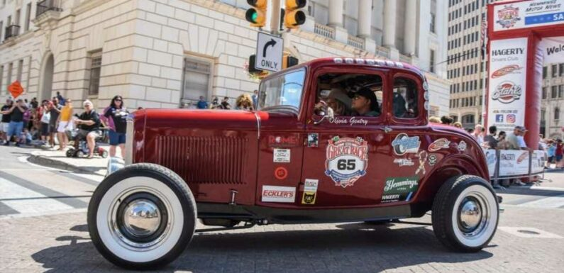 Sisters Make History in a '32 Ford as the Youngest Team to Win Nine-Day Rally
