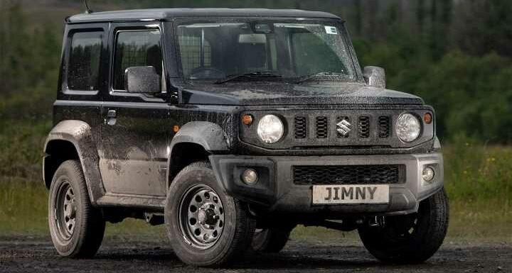 Suzuki launches Jimny Light Commercial Vehicle