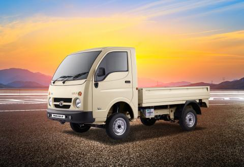 Tata Ace Gold Petrol CX launched at Rs. 3.99 lakh