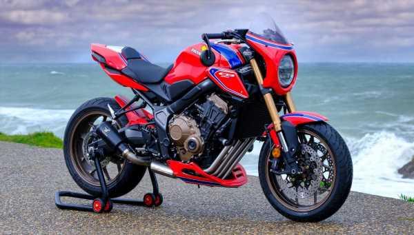Ten best Honda CB650R customs by Honda Europe – paultan.org