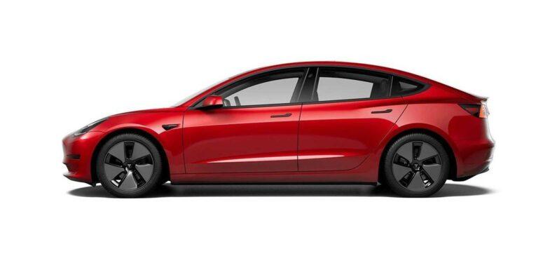 Tesla Lowers Price Of Model 3 SR+ In China
