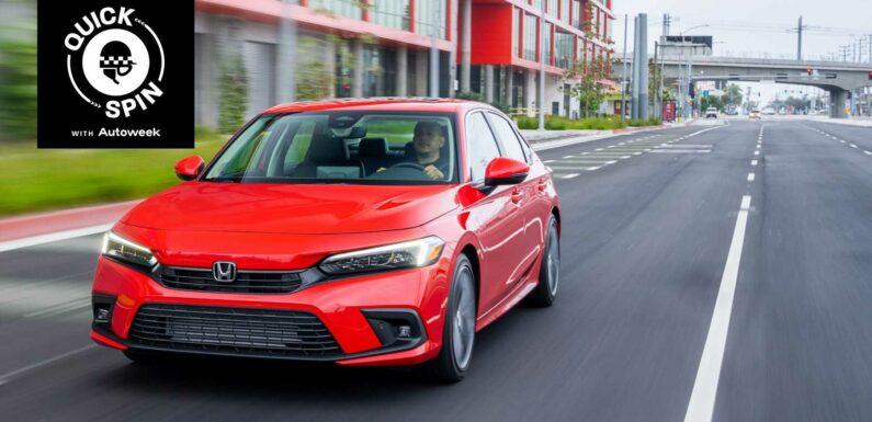 The 2022 Honda Civic Sedan Is the Civic Evolved