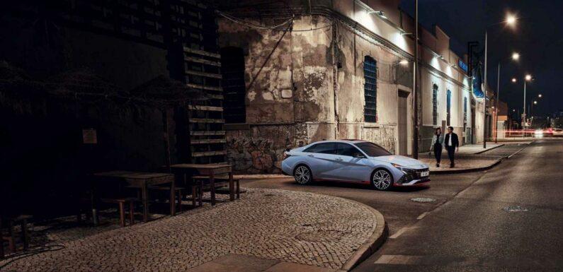 The Hyundai Elantra N Keeps the Stick Alive