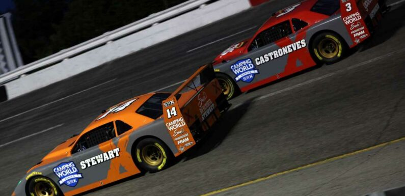 Tony Stewart Seals the Deal By Winning Championship at SRX Finale
