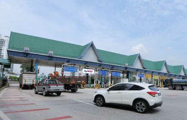 Touch 'n Go RFID lanes now open on WCE in Perak – paultan.org