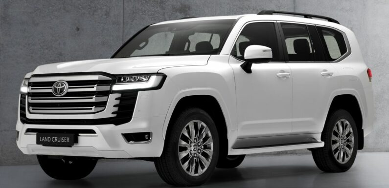Toyota suspends pre-orders for 2022 Land Cruiser 300, enforces resale restrictions within 12-month period – paultan.org