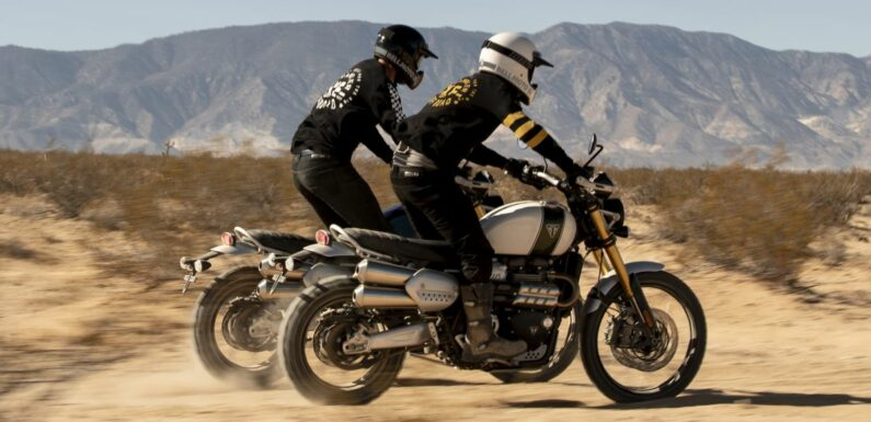 Triumph gets dirty with new off-road race motorcycles – paultan.org