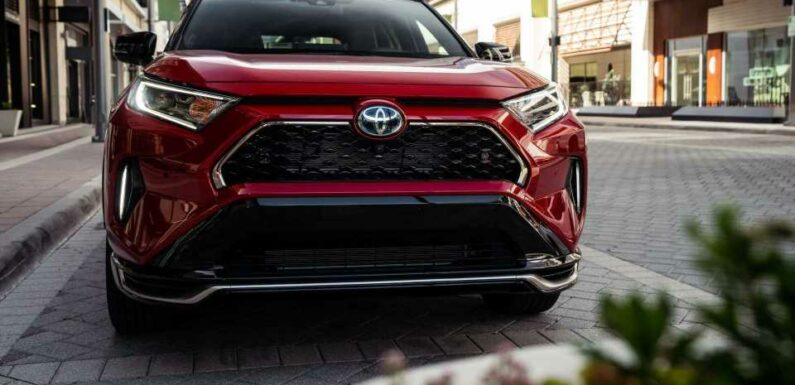US: Toyota Plug-In Car Sales Surge To Over 18,000 In Q2 2021