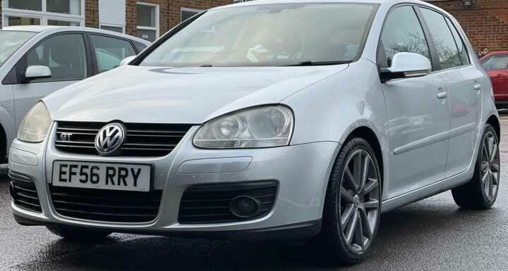 VW Golf GT   Shed of the Week