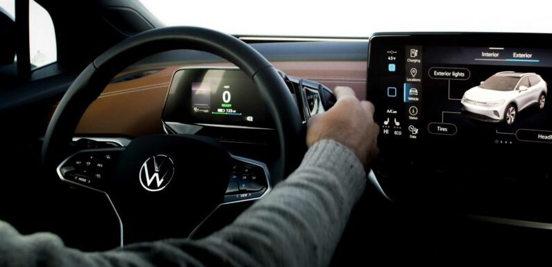 VW Highlights 10 'Surprisingly Smart' Features On The ID.4