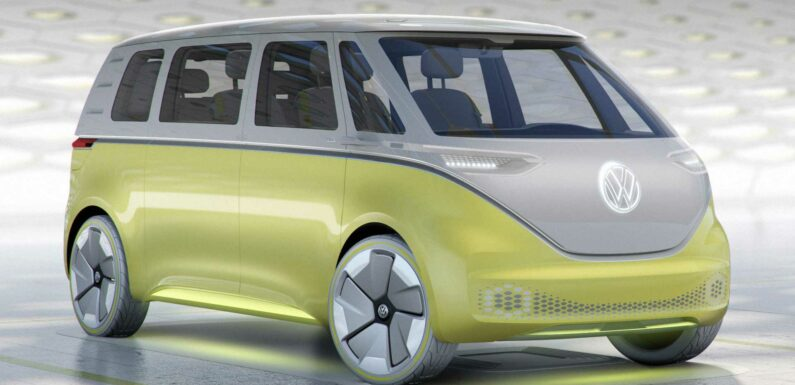 VW ID Buzz Electric Van To Come In Three Different Flavors