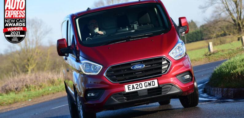 Van of the Year 2021: Ford Transit Custom