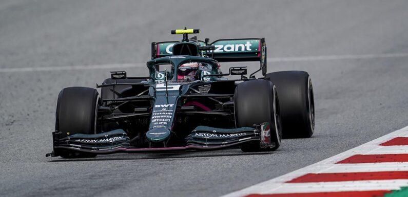 Vettel, Sainz and Mazepin given warnings