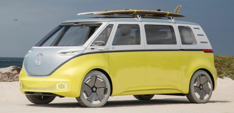 Volkswagen ID. Buzz – at least three variants planned – paultan.org