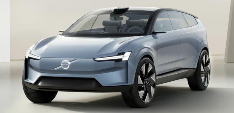 "Volvo next-generation EVs to get ""emotional"" names – paultan.org"