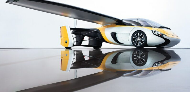 Waiting on a Flying Car? Better Grab More Money—They'll Be Expensive