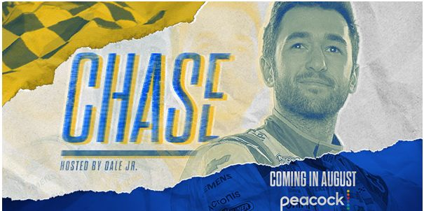 Watch the Trailer: Chase Elliott Documentary Coming to Peacock