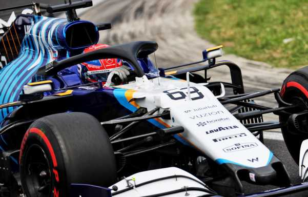 'First Williams points arguably the greater achievement'