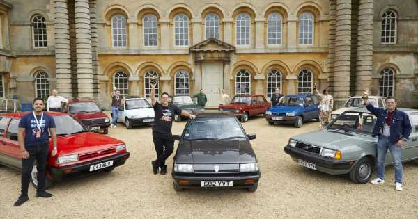 1989 Proton Saga comes out top at Hagerty UK's Festival of the Unexceptional, becomes best classic – paultan.org