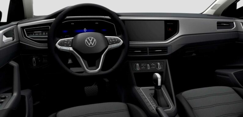 $20,000 VW Nivus Sold In Brazil Without Standard Center Screen, And You Know Why