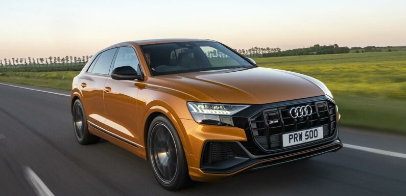 2021 Audi SQ8 | UK Review
