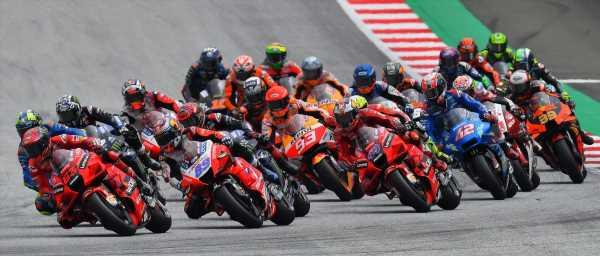 2021 MotoGP: Fiery return, rookie Martin wins at Styria – paultan.org