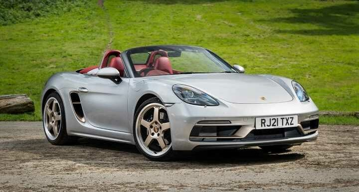 2021 Porsche 718 Boxster 25 Years   PH Review