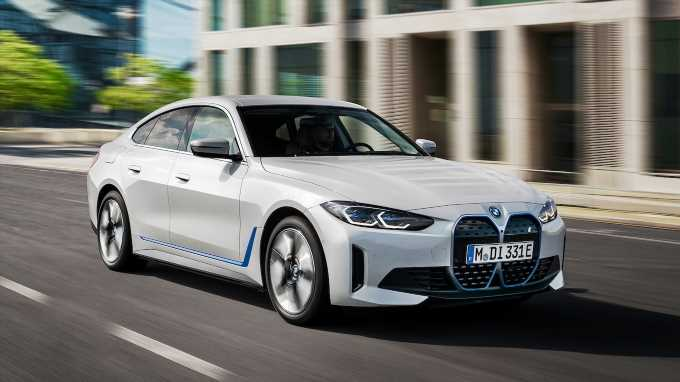 2022 BMW i4 EV Future Cars: BMW's Most Mainstream EV Yet