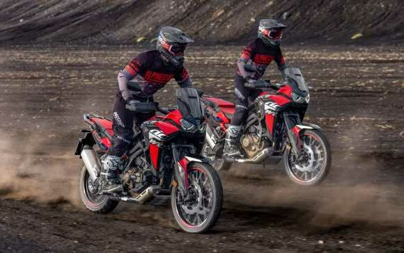 2022 Honda CRF1100L Africa Twin and Africa Twin Adventure Sports updated – rear carrier, lower screen – paultan.org
