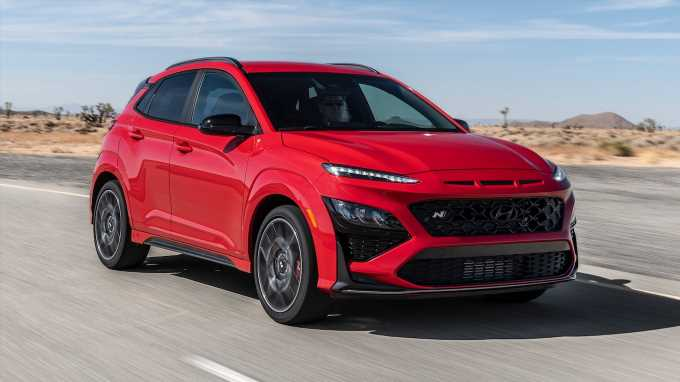 2022 Hyundai Kona N First Drive Review: An Impressively Great Time
