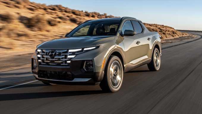 2022 Hyundai Santa Cruz First Drive Review: An SUV With a Pickup Bed
