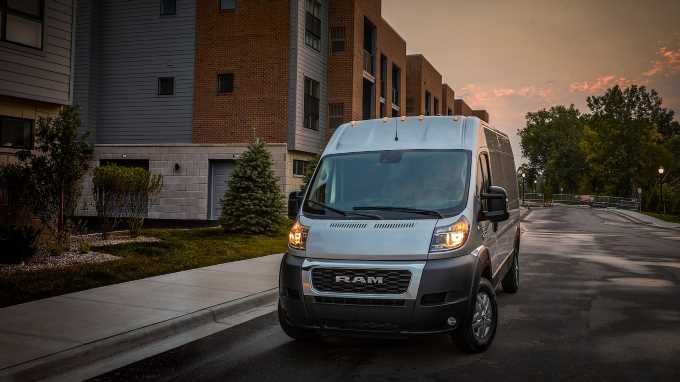 2022 Ram ProMaster First Look: Better Inside, Not Out