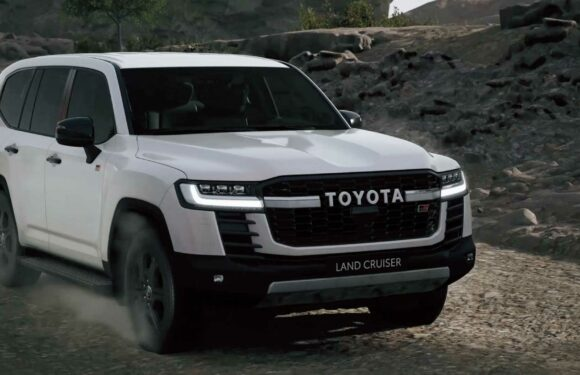 2022 Toyota Land Cruiser Strong Demand Extends Waiting Time To A Year