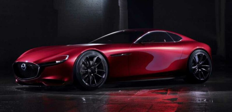 A Mazda Halo Sports Car Could Be On the Way, Patent Images Show