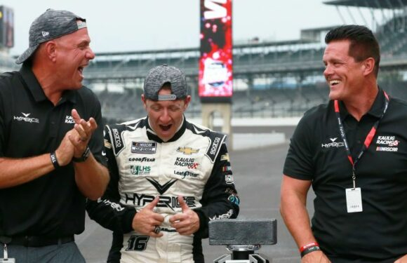 AJ Allmendinger Needs to be a Cup Contender in 2022