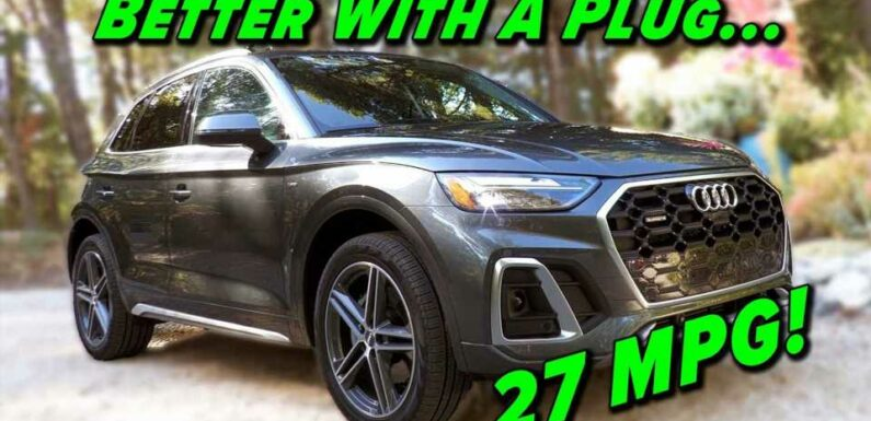 Alex On Autos Says Audi Q5 Is At Its Best As PHEV