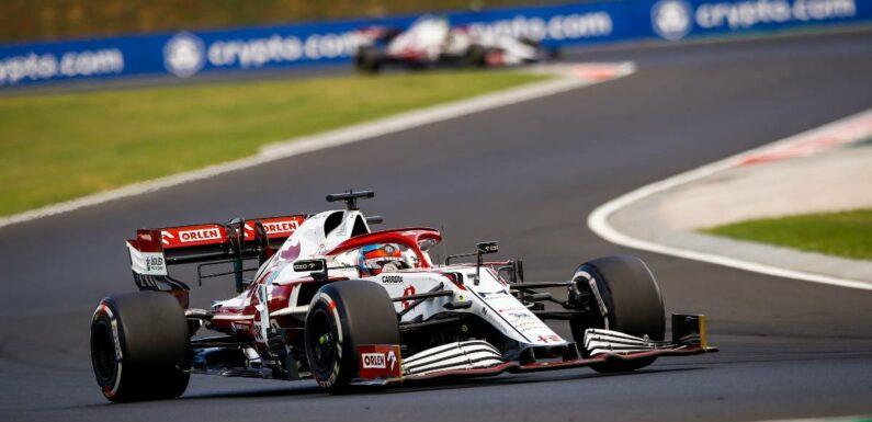 Alfa Romeo's 2022 focus switch 'the right decision'   Planet F1