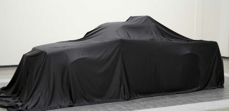 Alpha Motors Wolf EV Truck, Not A Rendering, Will Debut August 24