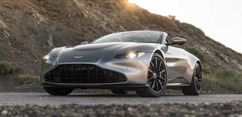 Aston Martin Says It Has Enough AMG V8 Engines To Support Demand