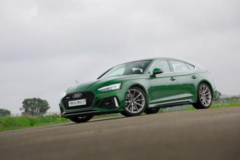 Audi RS 5 Sportback launched at Rs. 1.04 crore