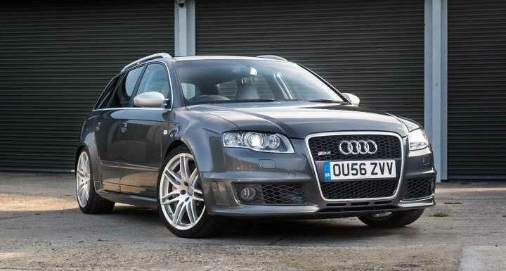 Audi RS4 (B7) and R8   PH Rise \u0026 Drive