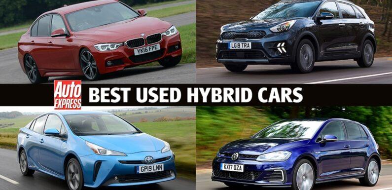 Best used hybrid cars 2021