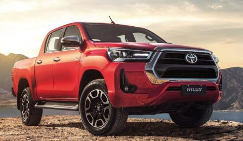 Brazil: Toyota to accept corn in exchange for their cars