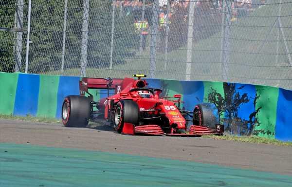 Carlos Sainz still lacking some 'consistency' with Ferrari   Planet F1