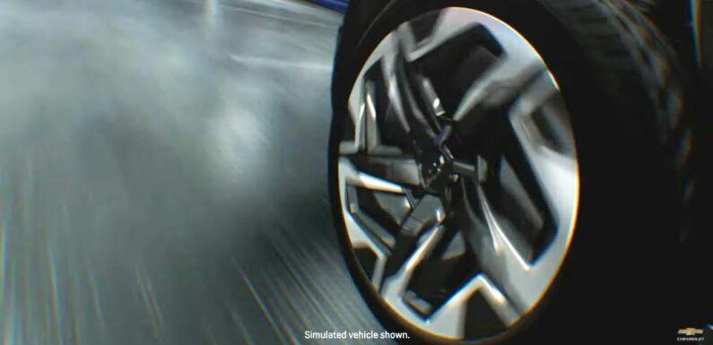 Chevy Previews Rear-Axle Steering on Silverado EV
