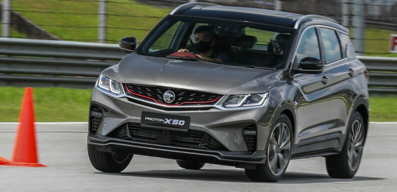 DRB-Hicom revenue up 29.4% in H1 2021, y-o-y losses halved – Proton behind the improved performance – paultan.org