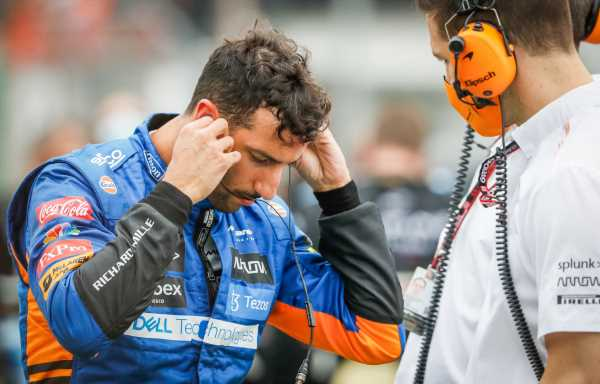 Daniel Ricciardo's issues have 'nothing to do with parts'