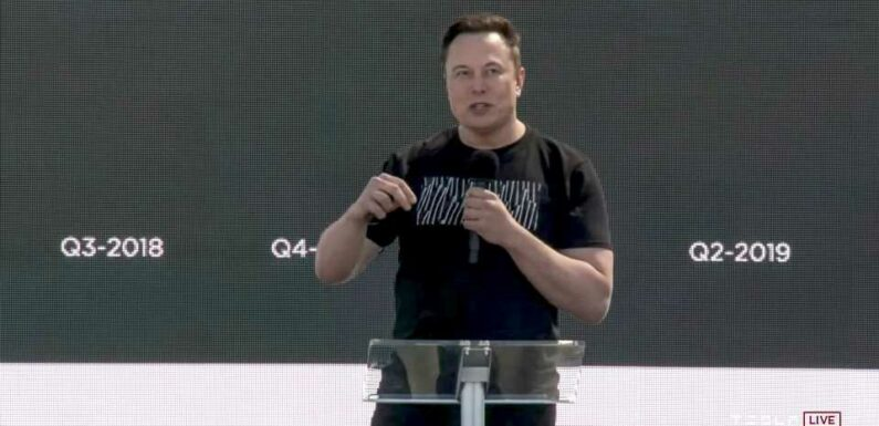 Elon Musk Says Tesla Was Not Invited to White House EV Event