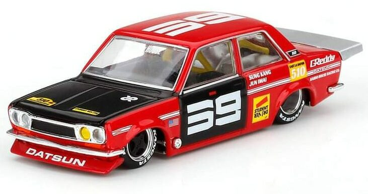 Fast & Furious Star Sung Kang Adds His Touch to a Die-Cast Datsun 510